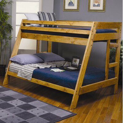 San Anselmo Twin over Full Bunk Bed