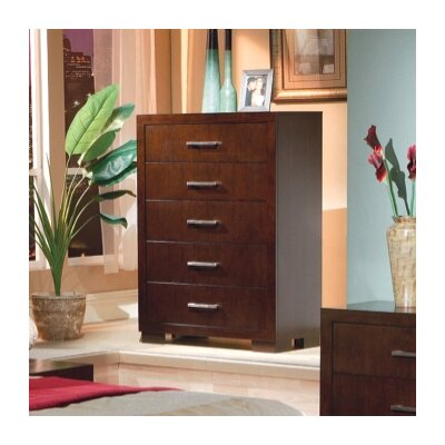 Jessica 5 Drawer Chest