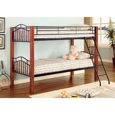 Elk City Twin over Twin Bunk Bed
