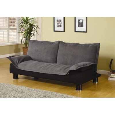 Tarryall Sleeper Sofa Upholstery: Grey