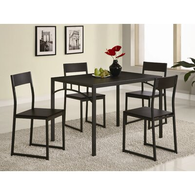 Kenefick 5 Piece Dining Set