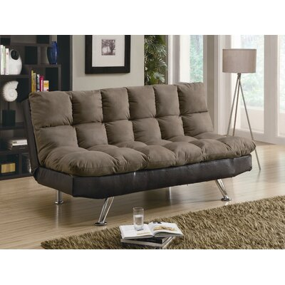 Wildon Home 300306 Millsap Convertible Sofa