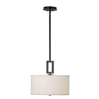 Endicott 1-Light Drum Pendant