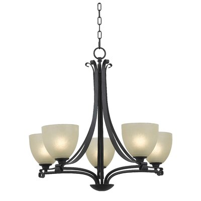 Austin 5-Light Candle-Style Chandelier
