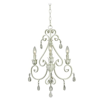 Chamberlain 3-Light Candle-Style Chandelier
