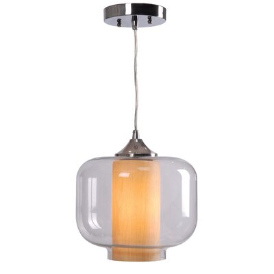 Zuno 1-Light Pendant