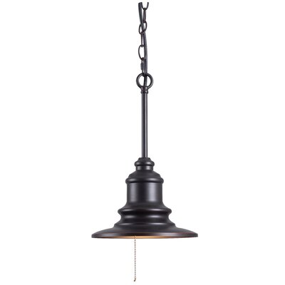 Broadcast 1-Light Pendant
