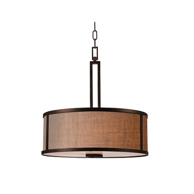 William 3-Light Pendant