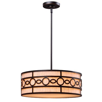 Albury 3-Light Pendant