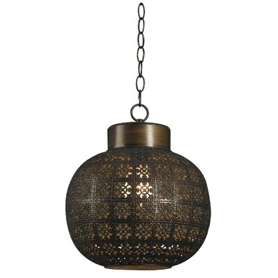 Hatchville 1-Light Mini Pendant