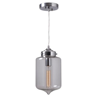 Casey 1-Light Mini Pendant