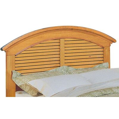 Queen Panel Bed Finish: Saddle Brown