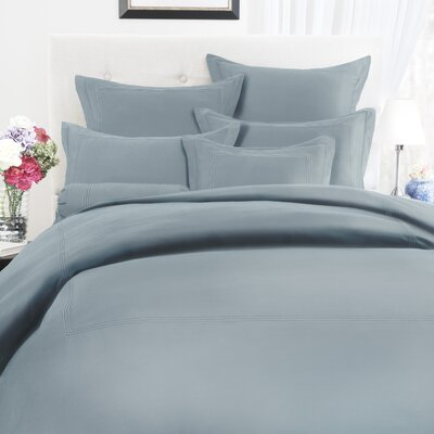 Baratto 3 Piece Duvet Set Size: Queen, Color: Platinum