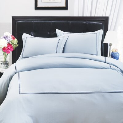 Mineral Baratto 3 Piece Duvet Set Size: Queen