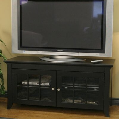 Veneto 48 TV Stand Color: Black