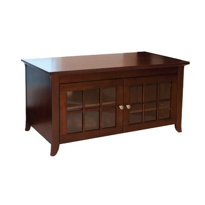 Veneto 48 TV Stand Color: Walnut