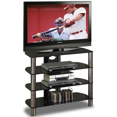 Sorento Series AV Stand Finish: Black