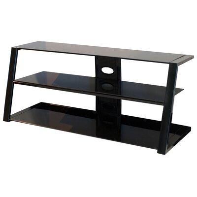 48 TV Stand Color: Black