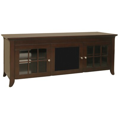 Veneto Series 60 TV Stand Color: Walnut