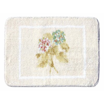 Cheri Blum Hydrangea Kids Rug Size: Rectangle 1'6