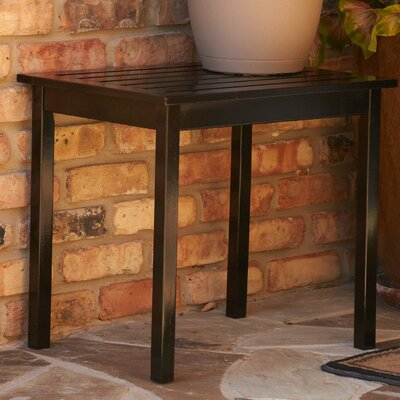 Charter End Table Color: Black