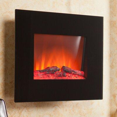 Wildon Home Becker Wall Mount Electric Fireplace