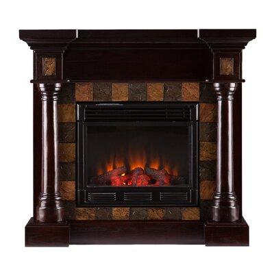 Clark Convertible Slate Gel Fuel Fireplace