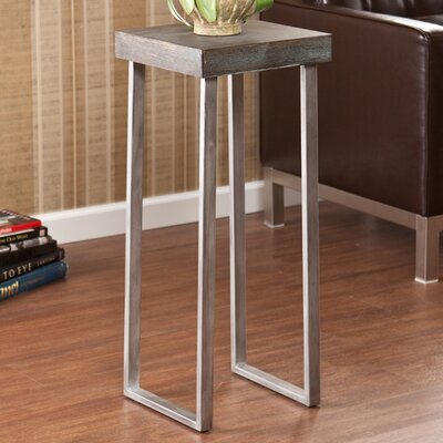 Newberry Pedestal End Table