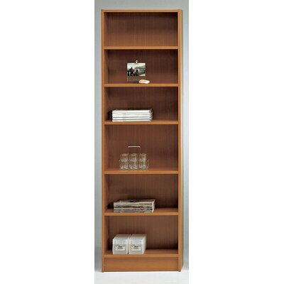 Section 79.5 Narrow Bookcase Finish: Light Cherry Image 4304