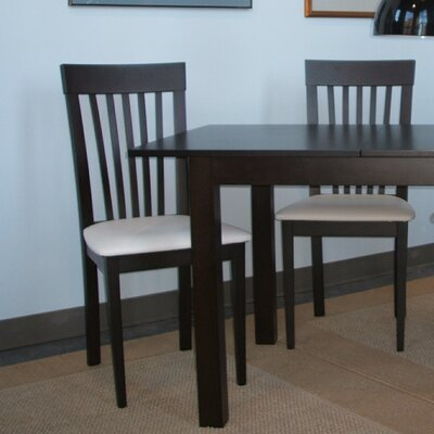 Lodi Side Chair Finish: Coffee