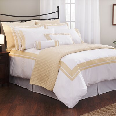 Inlay Duvet Cover Collection