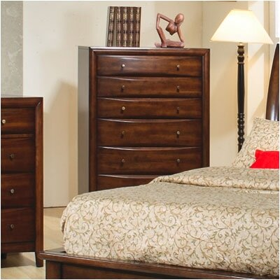 Gabby 6 Drawer Chest