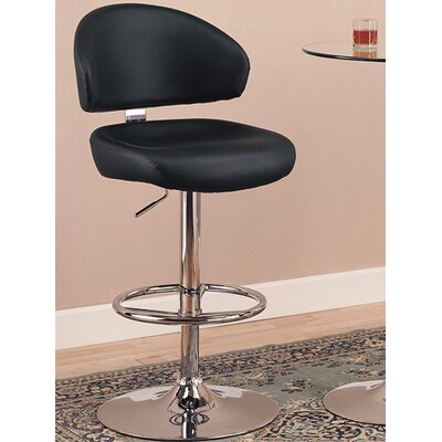 Colorado City Adjustable Height Swivel Bar Stool