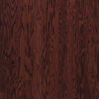 3 Engineered Red Oak Hardwood Flooring in Cherry Spice