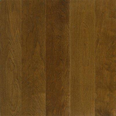 5 Engineered Birch Hardwood Flooring in Dark Forest