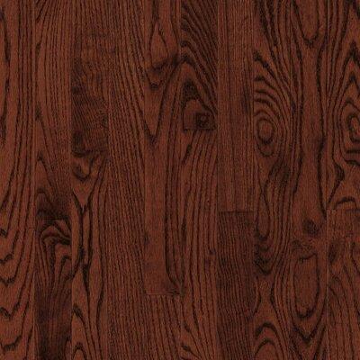 2-1/4 Solid Ash Hardwood Flooring in Cherry