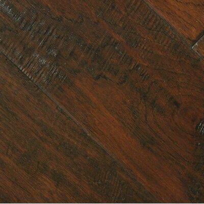 6-1/2 Engineered Hickory Hardwood Flooring in Klamath