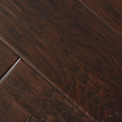 6-1/2 Engineered Hickory Hardwood Flooring in Antelope