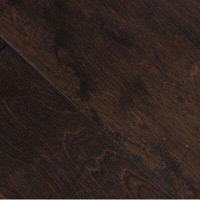 6-1/2 Engineered Birch Hardwood Flooring in Tilamonk