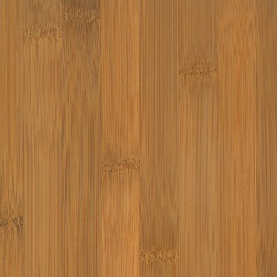 3-3/4 Solid Bamboo  Flooring in Horizontal Spice