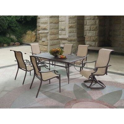 Jonas 7 Piece Dining Set