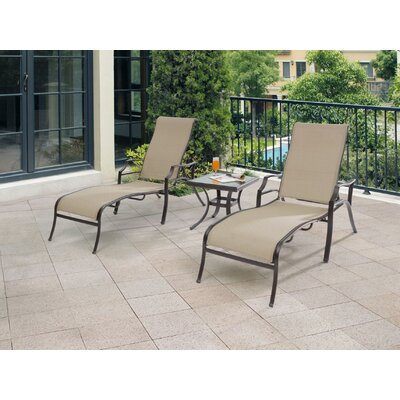 Chantilly Chaise Lounge (Set of 2)