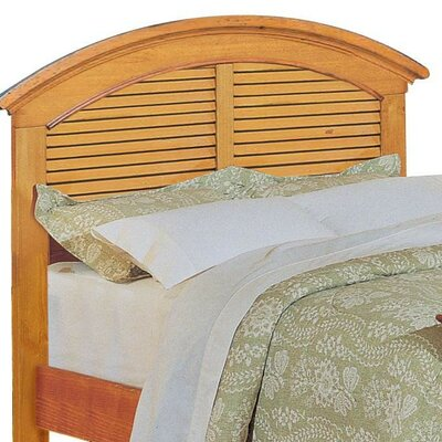 Irish Countryside Panel Headboard Size: Queen, Finish: Antique Pine