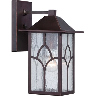 Stanton 1-Light Outdoor Wall Lantern