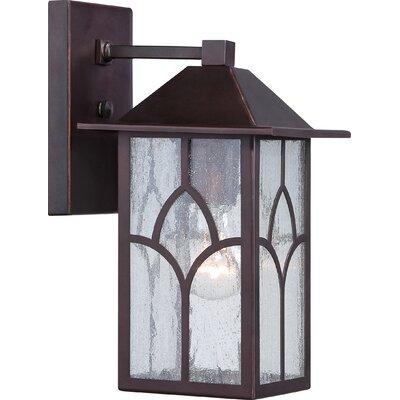 Stanton 1-Light Outdoor Wall Lantern