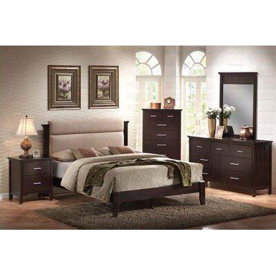 Buy Low Price Wildon Home Morgan Queen Platform 5 Piece Bedroom Collection Bedroom Set Mart