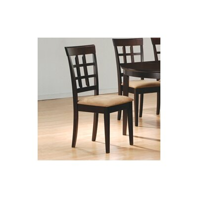 No credit financing Crawford Side Chair (Set of 2) Fini...