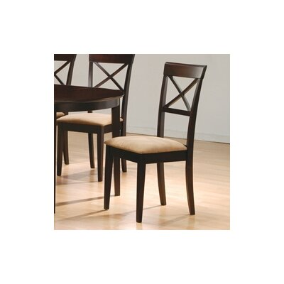 No credit check financing Crawford Side Chair (Set of 2) Fini...