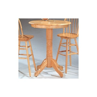 Financing for Kingsburg Bar Table in Natural...