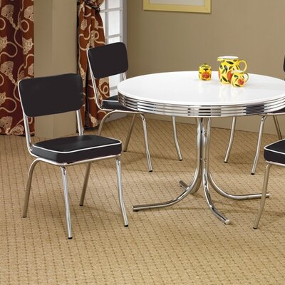 In store financing Peyton Side Chair (Set of 2) Uphols...